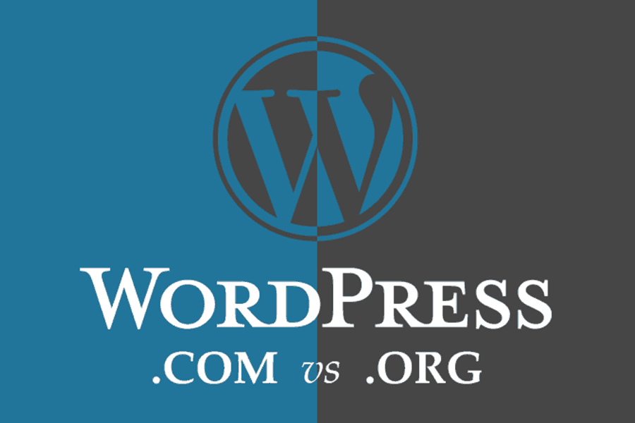 What's The Main Difference Between WordPress.com and WordPress.org